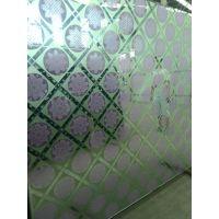 艺术玻璃背景墙大理石、晶石玻璃 佳汇厂家背景墙玻璃定做