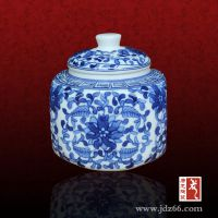 日常收纳罐,陶瓷密封罐,健康养生密封罐子唐龙陶瓷专业定做