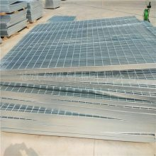 菱形钢格板丨麻花钢格板丨密型钢格板丨镀锌格栅板价格