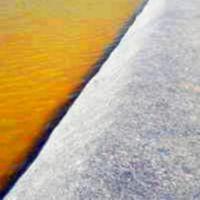 山东海诺无纺布厂家供应游泳池塘护坡防渗无纺布施工简单供货及时