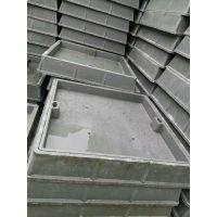 供应重庆高分子复合置砖井盖 广场贴砖井盖 铺透水砖井盖