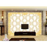 厂家热销 潘多拉雕刻瓷砖艺术墙 幻彩背景墙
