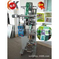 供应新型液体计量包装机 小袋粘性酱料包装机 沐浴液包装机