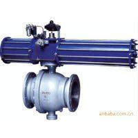 供应AW40S气动执行器|单作用拨叉式气动头|铸铁材质带弹簧复位