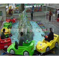 供应喷水游乐设备,郑州宏德新型水上水游艺设备 水陆战车
