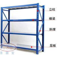 武汉仓库货架厂家 专业轻型中型重型各类仓储货架非标定制质量过硬