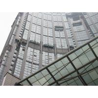 广东玻璃幕墙开窗固定玻璃改开启窗