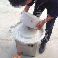 餐饮创业设备石磨豆浆机 黄豆专用石磨豆浆机械