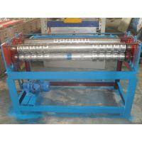彩钢机械设备兴益压瓦机厂 彩钢分条机