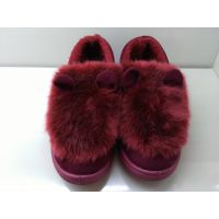 便宜的居家休闲棉鞋时尚月子鞋批发