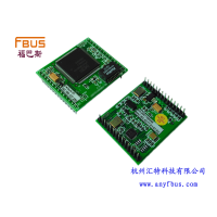 福巴斯FBUS NE-FBPORT2100G RS-232转以太网嵌入式模块 杭州汇特科技