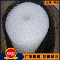 养鸡场白色塑料网垫规格型号 圆形塑料胶网供应商