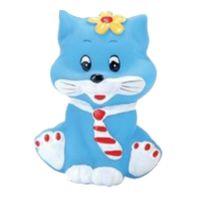 Toyroyal 日本皇室 儿童公仔猫公仔 软胶搪胶猫玩具
