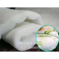东莞厂家低价大量供应环保床垫喷胶棉、服装冬装填充仿丝棉