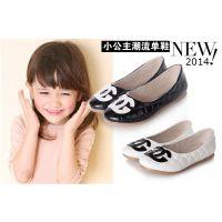 2015春秋新款儿童精品单鞋批发韩版时尚大牌牛筋底学生女童皮鞋