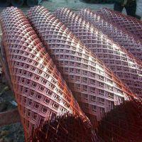 武汉菱形钢板网也可用于建筑业、公路、桥梁作钢筋用
