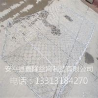 护岸工程防汛格宾网 驳岸护坡抢险格宾石笼网箱