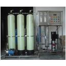 诚致远学校、小区、工厂集中供水5T标准型纯水机