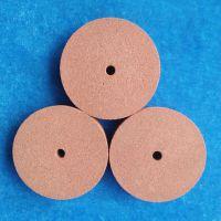 科美磨具厂家供应 玻璃除膜专用砂轮 抛光轮 60*10*6