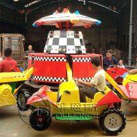 供应郑州莱恩斯新款旋转升降类儿童游乐设备狂车飞舞