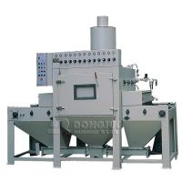 手机外壳专用自动喷砂机,喷砂机生产厂家|东久机械