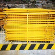武汉基坑护栏定制厂家湖北龙泰百川工程防护栏规格