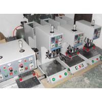 厂家供应各种压点热熔设备/热熔机器