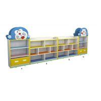 玩具柜/实木柜/广西儿童书包柜/幼儿园玩具柜