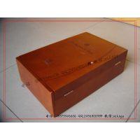 【工厂定制】意大利红酒盒 意大利红酒木盒包装 意大利木制酒盒