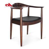 自贡厂家直销复古实木水曲柳餐椅400-6962-114