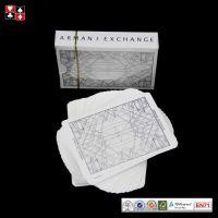 供应私人订制群蜂烫银高档礼品扑克牌 烫银广告扑克牌定制