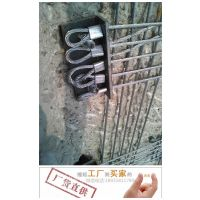 河北加固绳网/修复钢丝网片/防裂钢丝绳网片