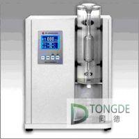 北京京晶 勃氏粘度测试仪型号:ND-2 水浴控温范围:60?C