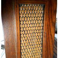 为全国装饰工程公司提定做原生态工程装饰藤编 门柜装饰面板