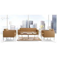 金挚隆山东系统家具凯利隆办公家具厂生产直销沙发真皮沙发