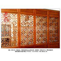 惠森古建供应火锅店、茶楼门窗 仿古实木门窗茶楼外立面木质装修装饰 可加工定制