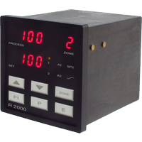 ELOTECH温控仪,数显温度表R2000N