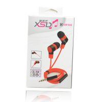 新声代SW300耳机 iphone苹果耳机 新款耳机 N95华为手机耳机批发