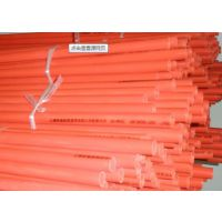 金牛线管 红色家装线管 16电工套管 360增强线管 20阻燃绝缘线管厂家批发