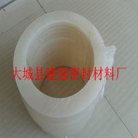 白色透明硅橡胶垫 硅胶垫圈加工定制 各种材质橡胶制品