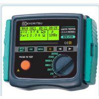 共立KEW4106接地电阻测试仪/KEW4106智能化接地电阻测试仪