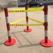 全绝缘玻璃钢带式安全围栏生产厂家 石家庄金淼电力生产