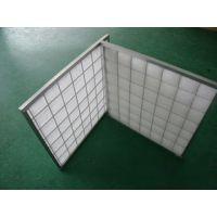 一帆纸框折叠医院空调防尘网过滤网过滤器