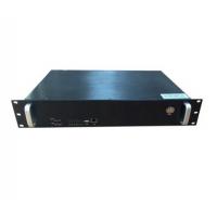 1U机箱式车载接收机无线高清传输系统,数字微波无线传输