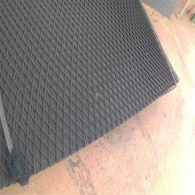 旺来造船钢板网 镀锌钢板网 绿色菱形网