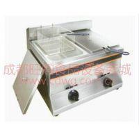 成都哪里有卖炸锅的 鑫西厨炸锅多少钱 单缸双缸炸锅