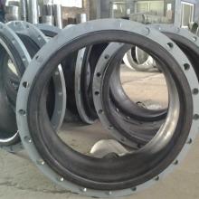 润宏供应荆门供暖管道可曲挠柔性接头DN450 PN1.6MPA耐高温橡胶软连接