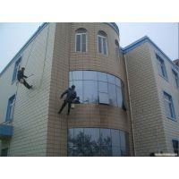 专业承接外墙防水外墙清洗大楼开荒保洁工程品质保障专业公司渭南邦佳保洁