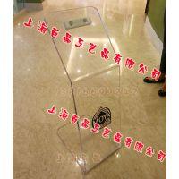 亚克力高档黑色纸巾盒子有机玻璃高档透明抽纸盒礼品定制批发创意