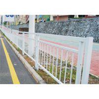 中山市政道路护栏 江门交通设施人行隔离护栏工程承接